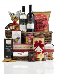 Christmas Cracker hamper gift idea to send abroad