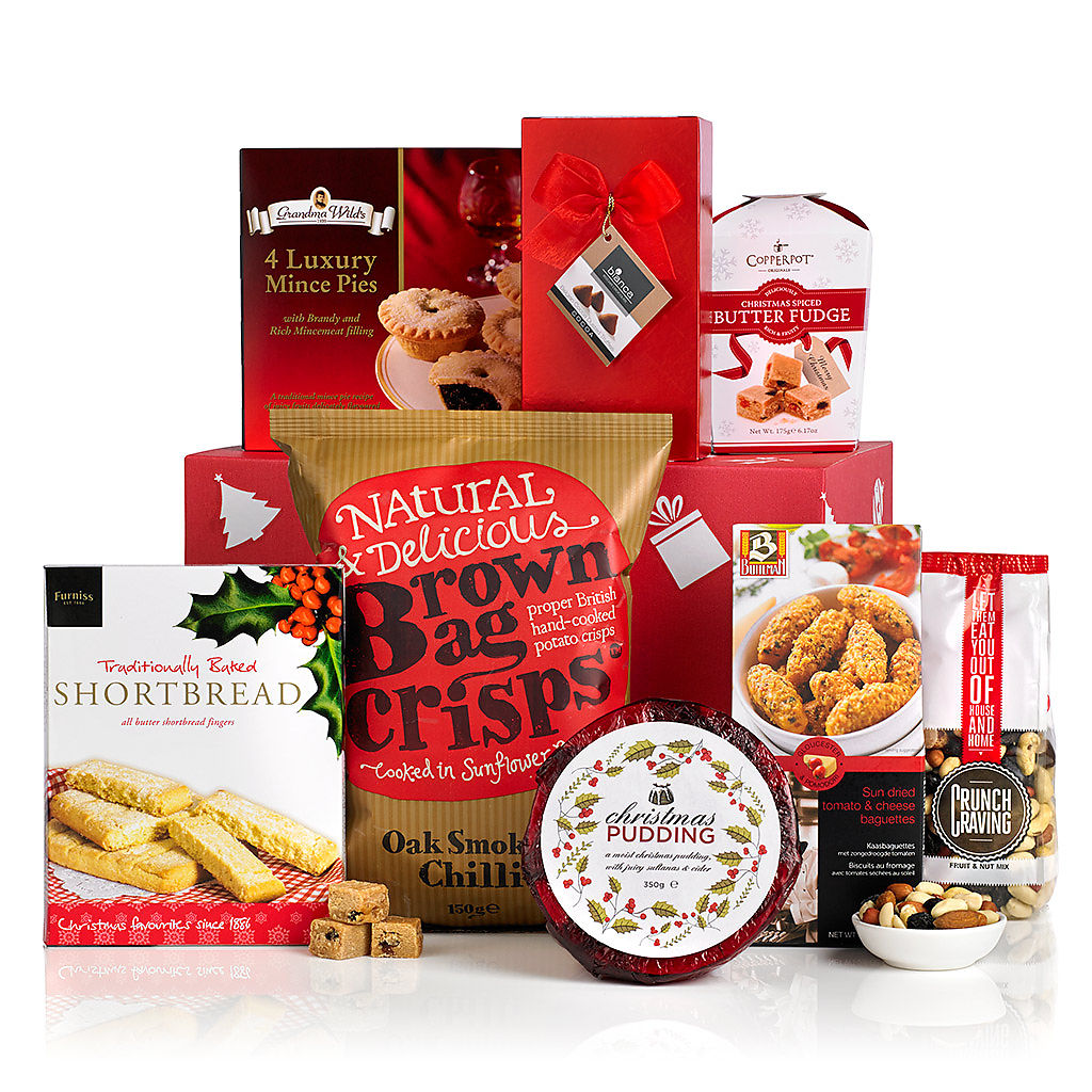 Christmas Carol (£19.99) Corporate Christmas Hampers