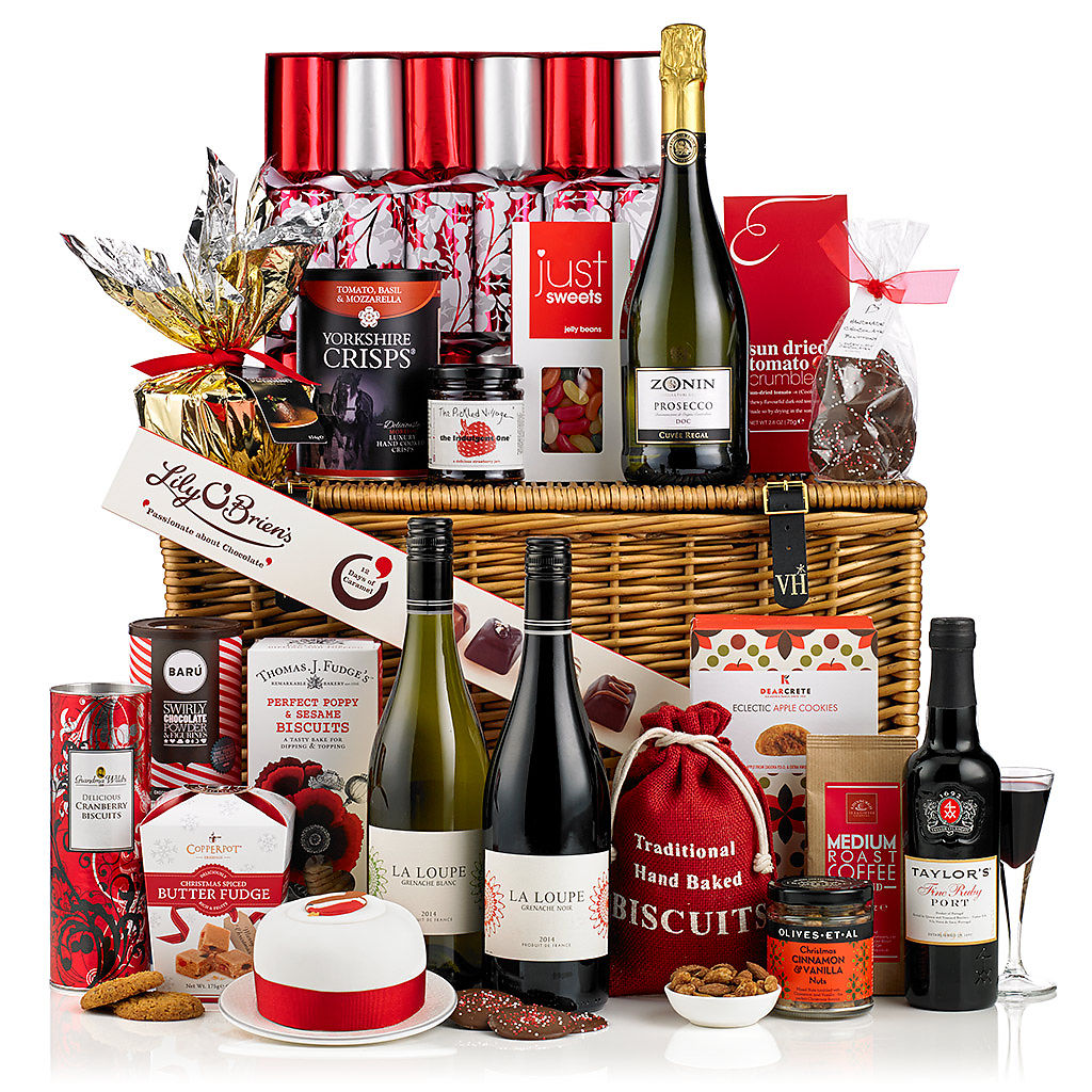 Christmas Tradition (£150) Corporate Christmas Hampers
