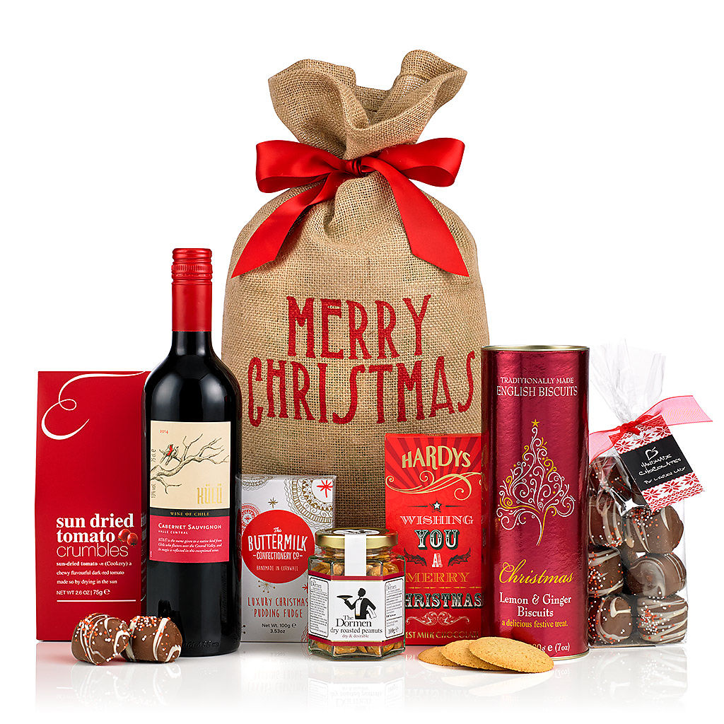 Love From Santa (£29.99) Corporate Christmas Hampers