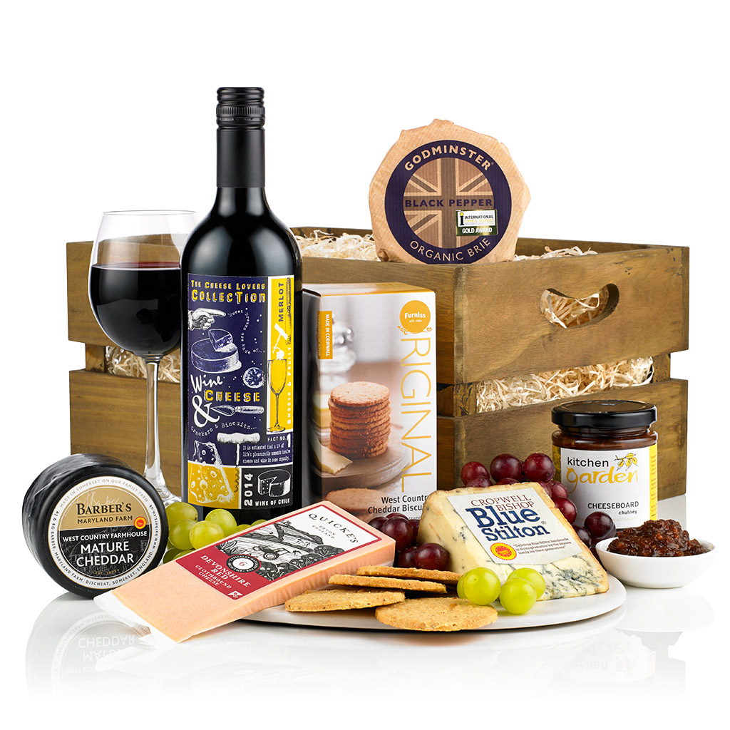 The Cheese Lover Hamper