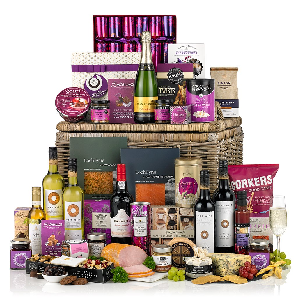 The Decadence Christmas Hamper