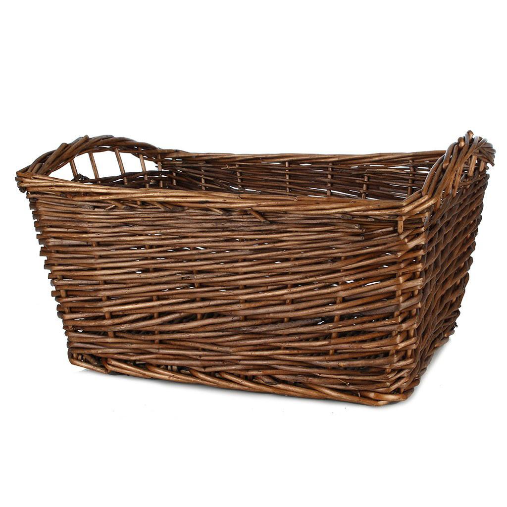 Arched Handle Basket