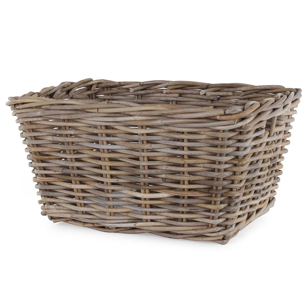 Kubu Grey Storage Basket