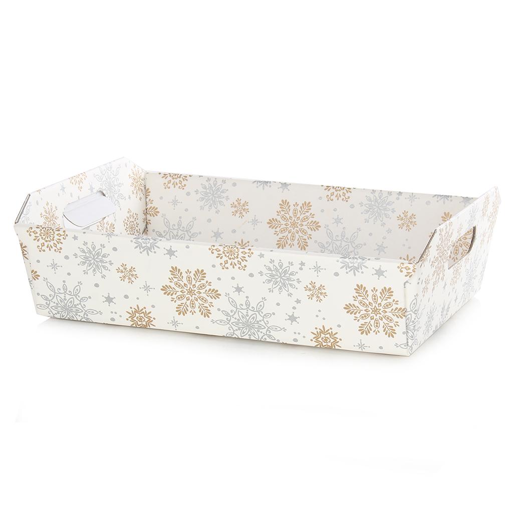 Snowflake Gift Tray