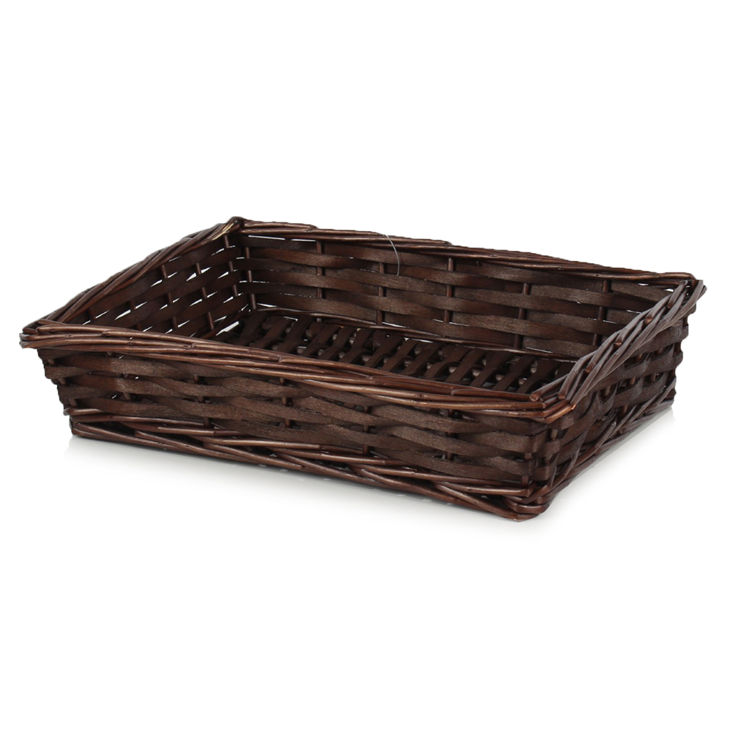 Brown Tray