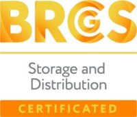 BRCS Storage and Distribution Certificated