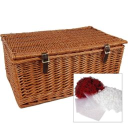 """23"""" Traditional Lidded Hamper with Packaging"""