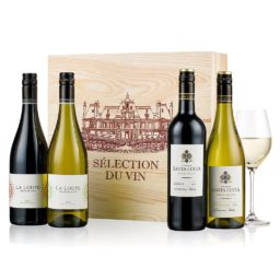 Four Wines in Wood