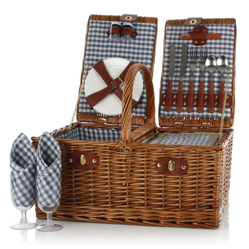 Two Person Luxury Picnic Hamper
