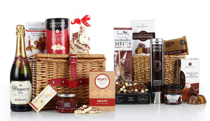 Wholesale All Year Round Hampers