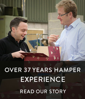 Over 37 Years of Hamper Experience
