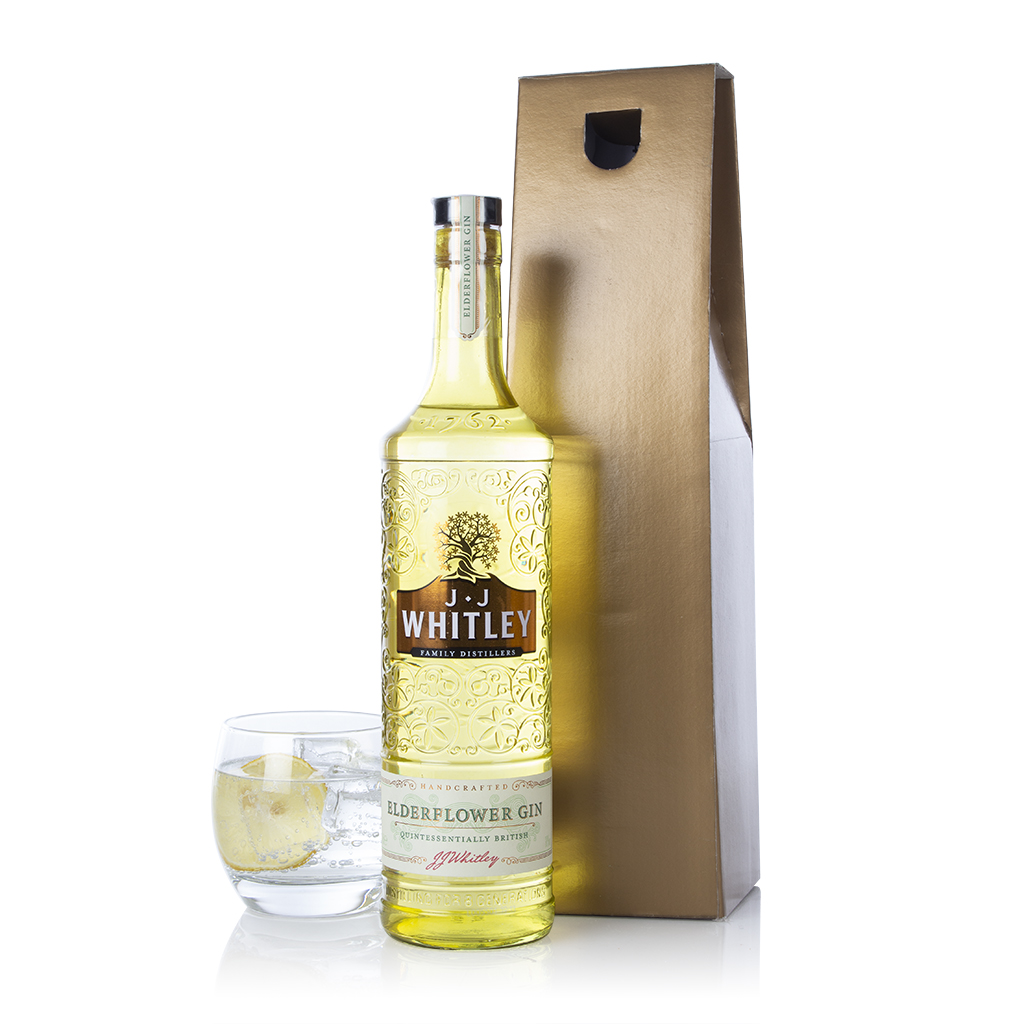 JJ Whitley Elderflower Gin