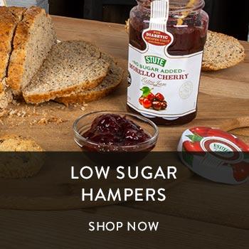 Low Sugar Hampers