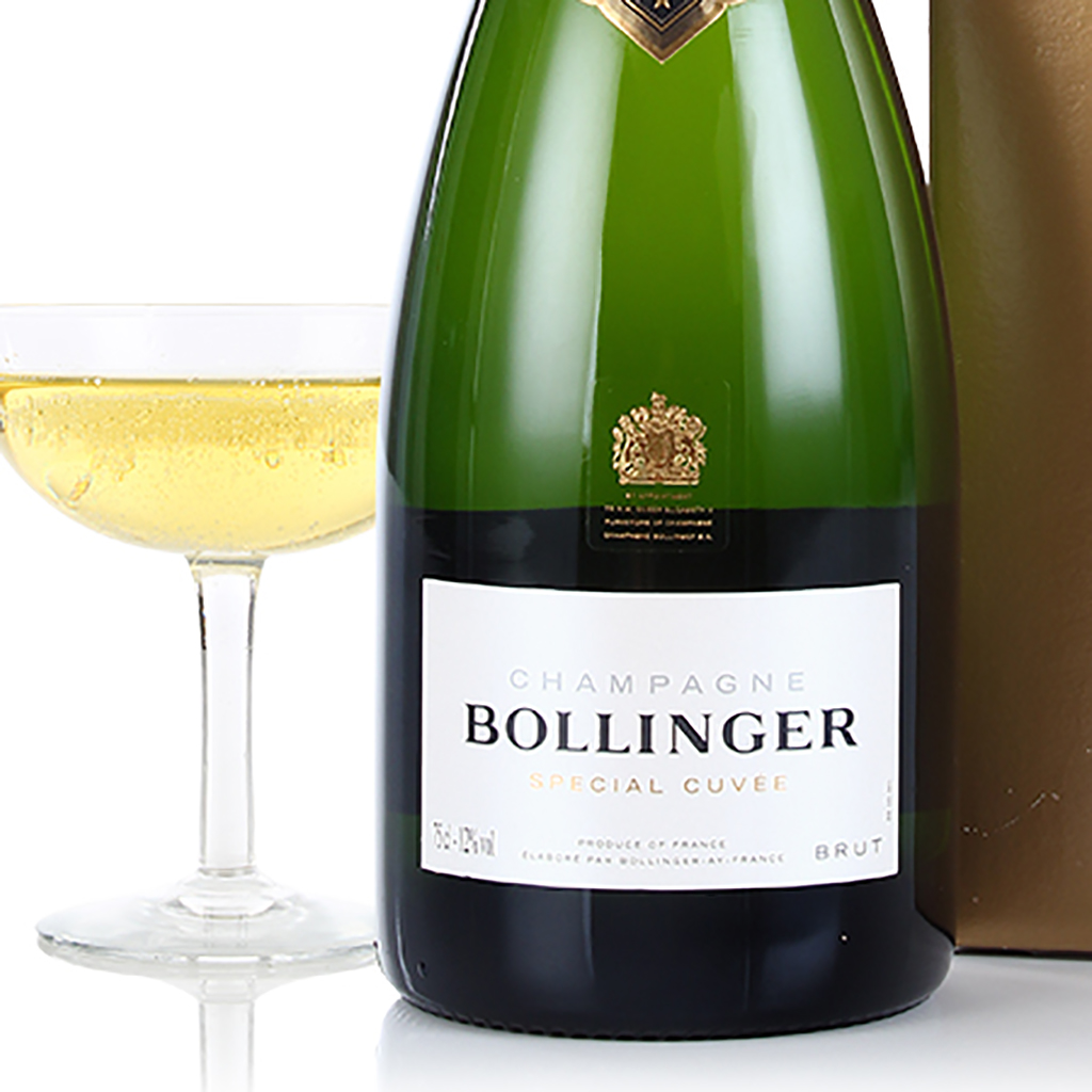 Bottle Of Bollinger Gift