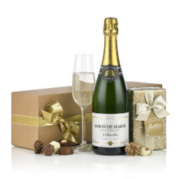 Champagne and Chocolates Gift