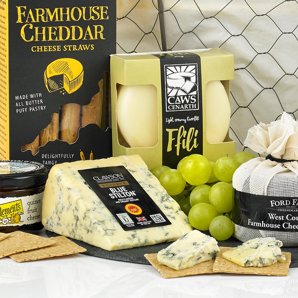 Cheese Lover Hamper