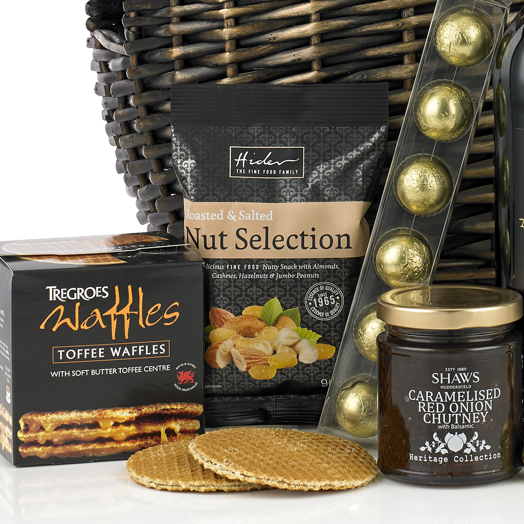 Christmas Cracker Basket