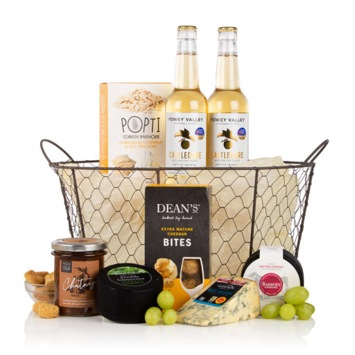Cider and Cheese Gift