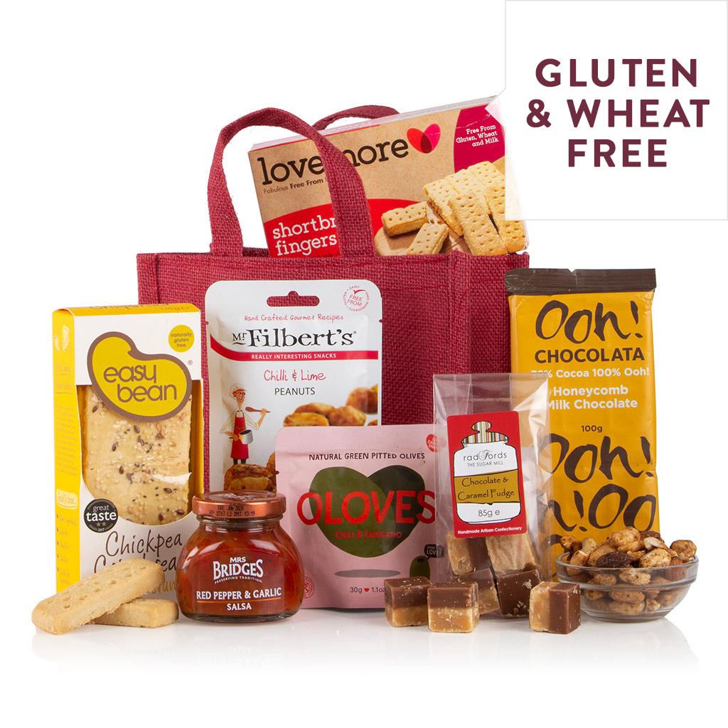 Gluten and Wheat Free Goodies Gift