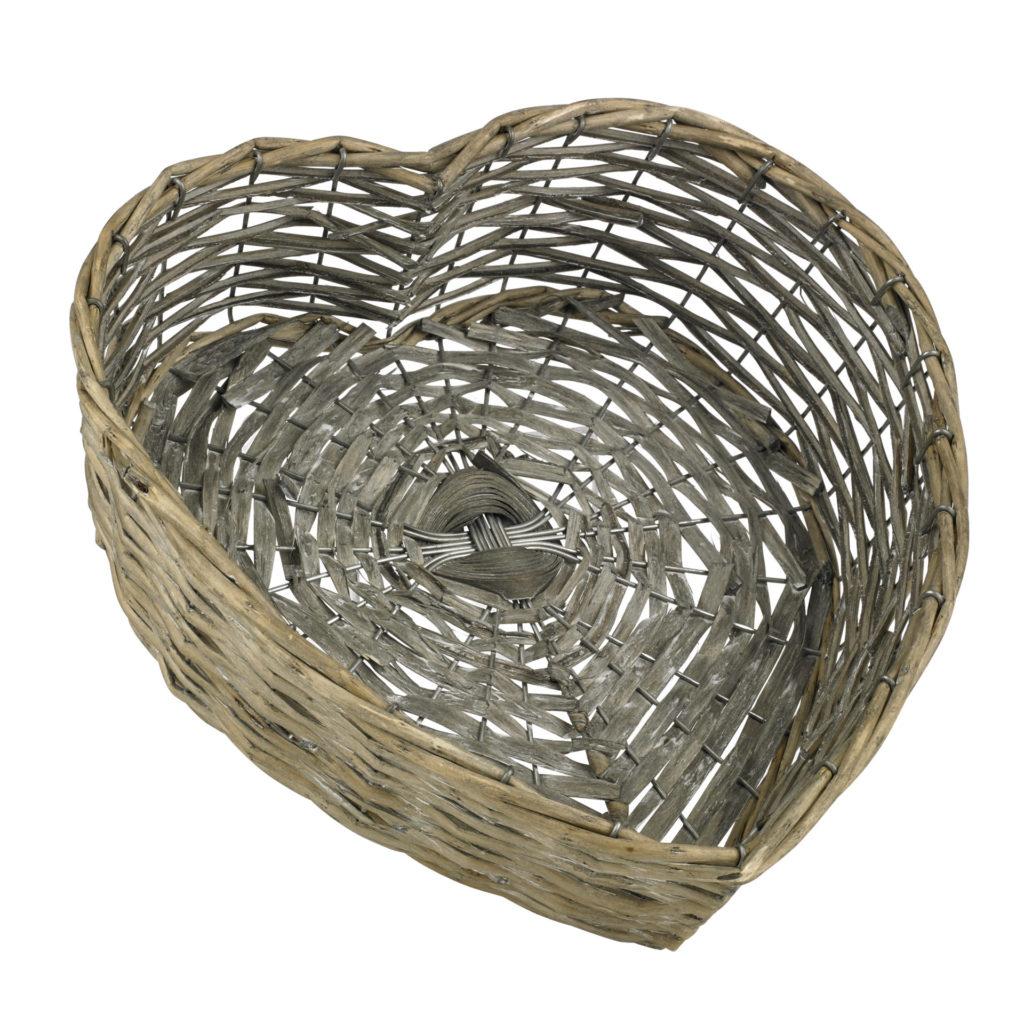 Heart Shaped Basket