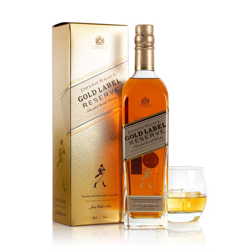 Johnnie Walker Gold Whisky