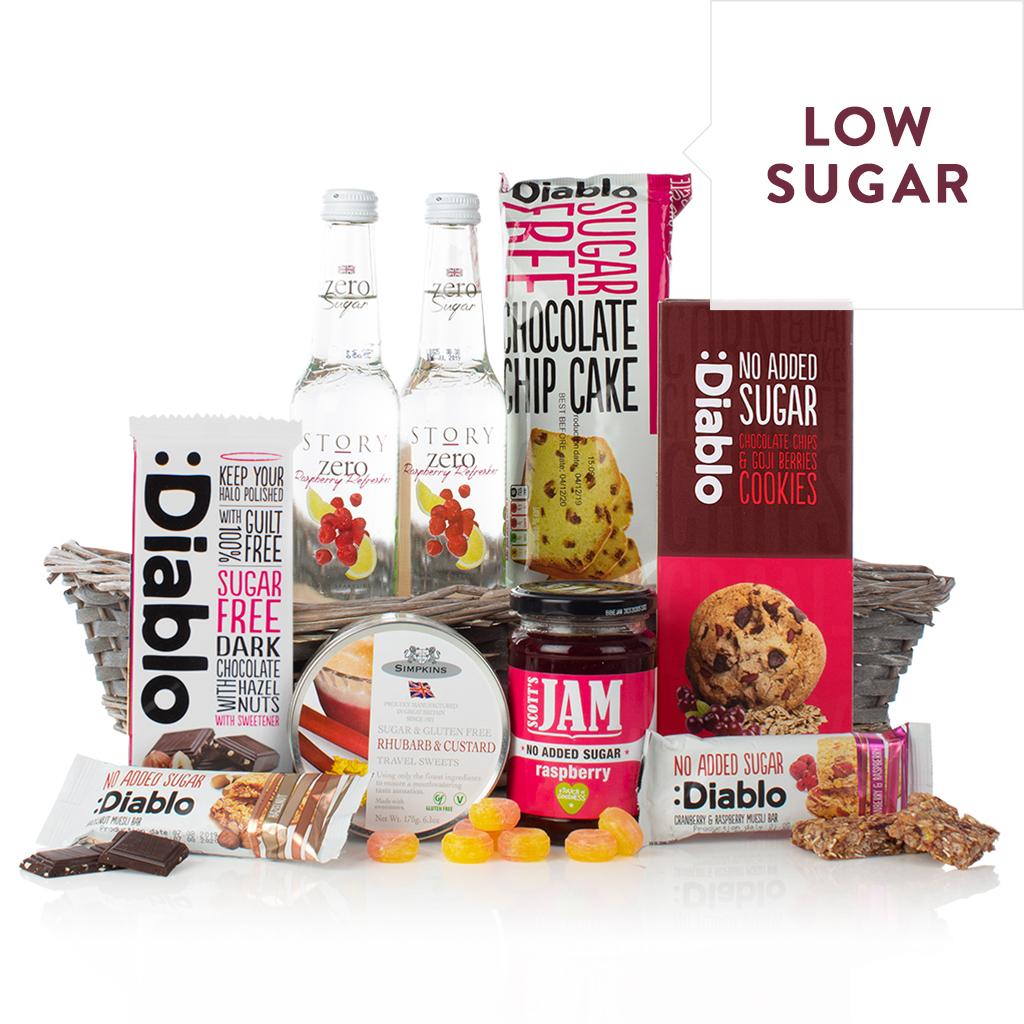Lavishly Low Sugar Hamper