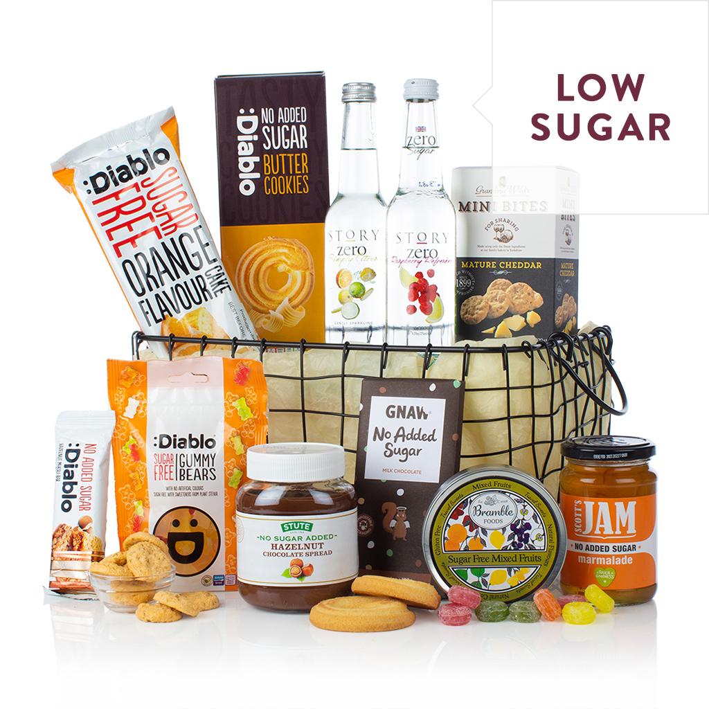 Low Sugar Luxuries Gift