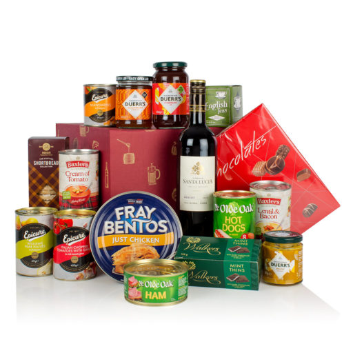 Perfect Pantry Hamper