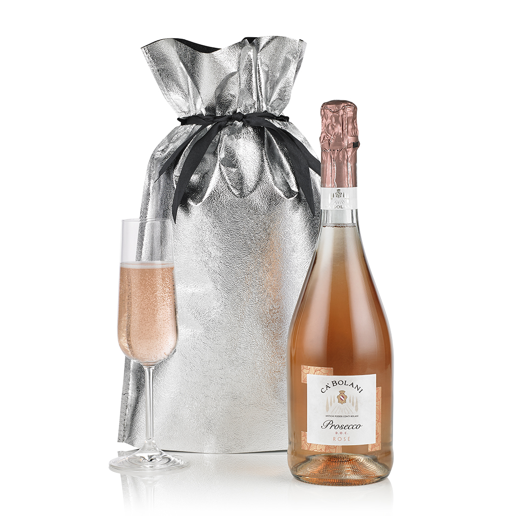 Perfectly Pink Prosecco