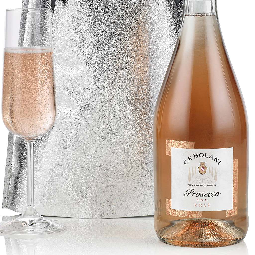 Perfectly Pink Prosecco Gift