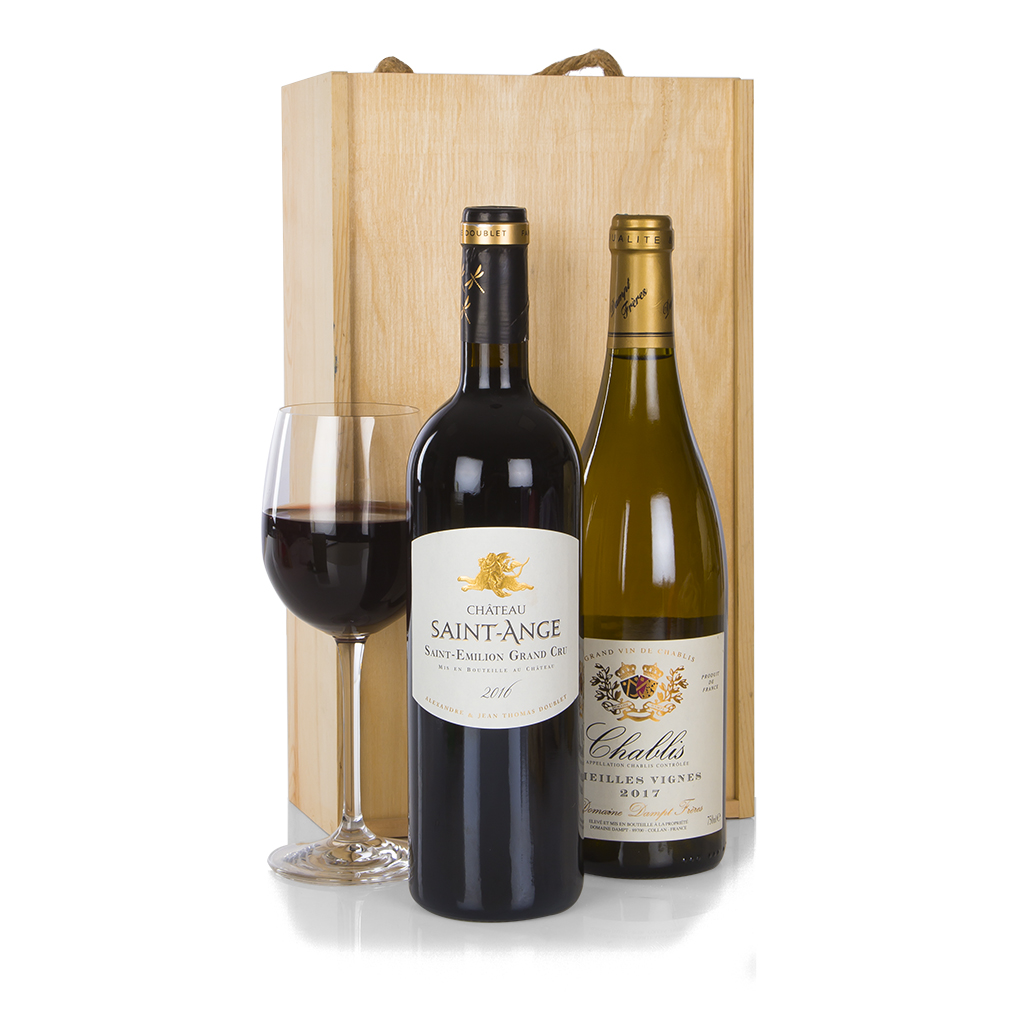 Premium Wine Duo Gift