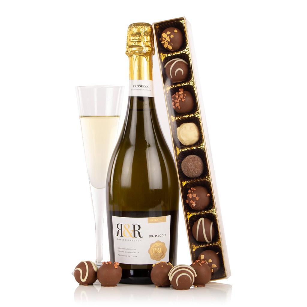 Prosecco & Chocolates