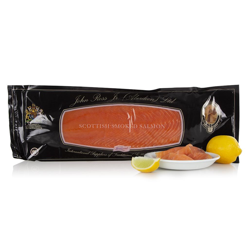 Side of Smoked Salmon
