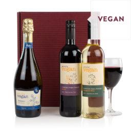 Vegan Wine Trio Gift Hamper