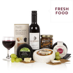 Wine and Cheese Slate Gift
