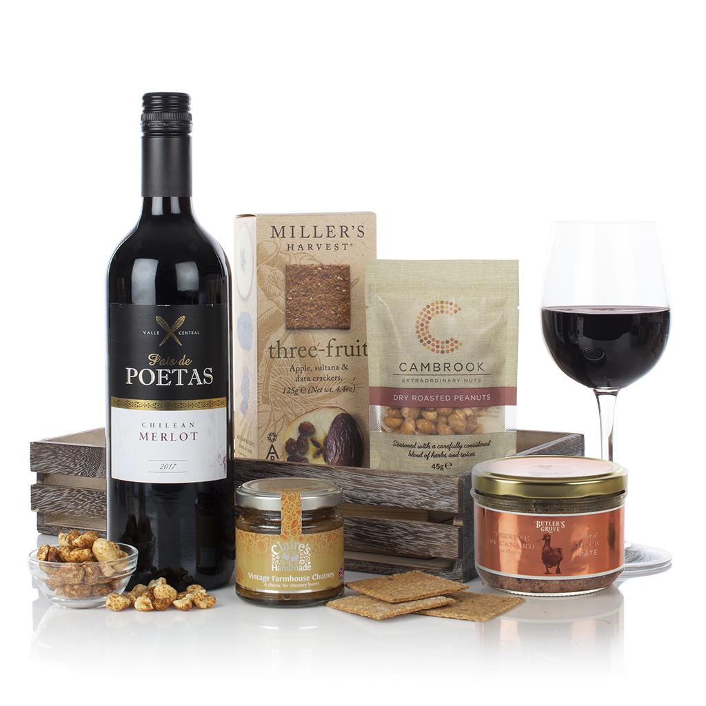 Wine & Pate Crate